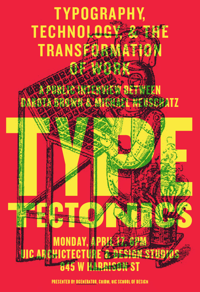 Type Tectonics: Typography, Technology, and the Transformation of